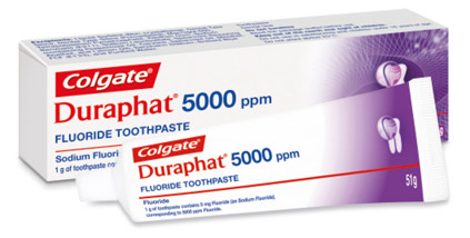 fluoride toothpaste