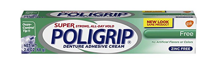 Super Poligrip Denture Adhesive Review Authority Dental Blog