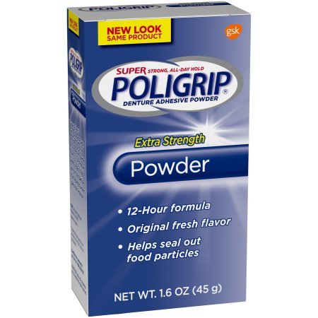 poligrip powder