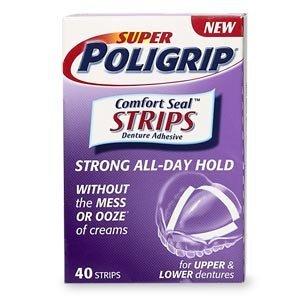poligrip strips
