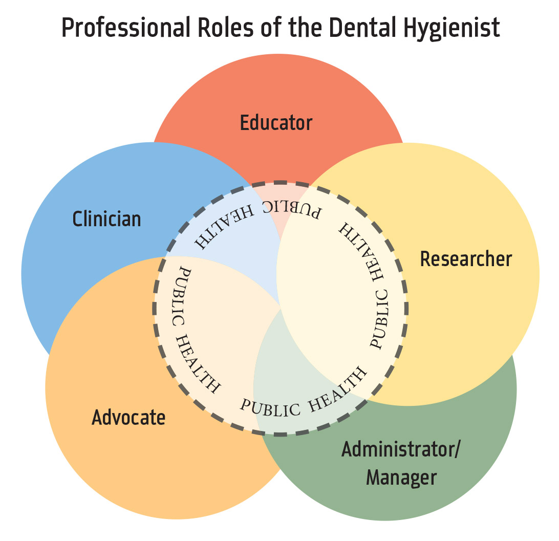 roles of a dental hygienist