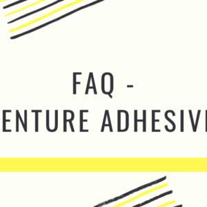 FAQ-Dentue Adhesives