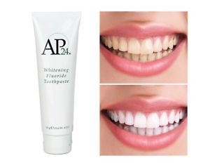 teeth whitening toothpaste